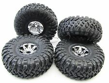 Axial Wraith TIRES & Wheels (Tyres - ripsaw crawler, set of 4 glued) AXI90018