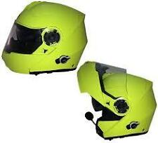 Viper RS-V151 Bluetooth Blinc Flip Frente Casco Tamaño XL