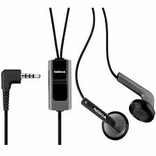 EARPHONES HEADSET HEADPHONES FOR NOKIA 6500 Slide,E66