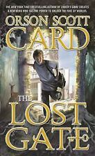 The Lost Gate - Orson Scott Card (Mither Mages Series) Fantasy Paperback