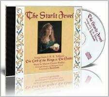 STARLIT JEWEL CD Tolkien LORD OF THE RINGS HOBBIT Music by MARION ZIMMER BRADLEY