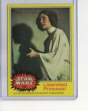 1977 Topps Star Wars (Series 3 Yellow) #192 NM Card