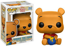 WINNIE THE POOH - SEATED POOH Funko Pop! Disney Toy