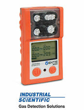 Industrial Scientific Ventis MX4 4 Gas Monitor / Gas Detector - Refurbished, CPO