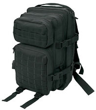 NEW US Army Assault Pack Backpack Large Combat black 50 litre Liter L BW