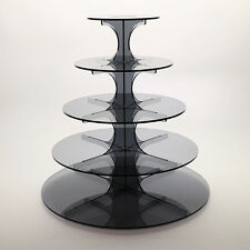 5 Tier Cupcake Stand in 5mm Acrylic (Professional)