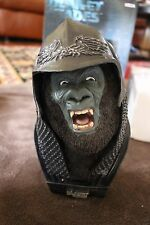 Planet of the Apes Attar Bust Gorilla Warrior Statue NIB