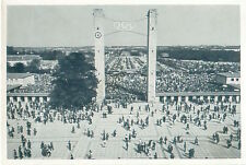 11. Olympiastadion Osttor Berlin Germany OLYMPIC GAMES 1936 CARD