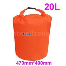 20L Waterproof Dry Bag for Canoe Floating Boat Kayaking Hiking Camping TZ F4H6