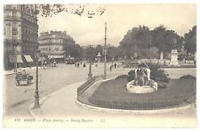 CPA 21 - DIJON (Côte d'Or) - 172. Place Darcy - Darcy Square - LL (petite anim)