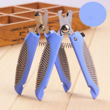 New Baffled Stainless Steel Pet Nail Clipper Scissors Claw Cutter for Dog Cat
