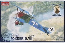 RODEN 025 1/72 Fokker D.VII early
