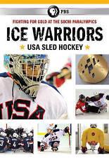 Ice Warriors: USA Sled Hockey (DVD, 2014)