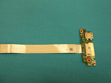 DELL INSPIRON 15 3541 3542 3543 USB SD CARD READER MODULE + RIBBON CABLE (BOX12)