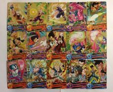 Dragon Ball Heroes Jaakuryu Mission PART 2 Rares Set 15/15