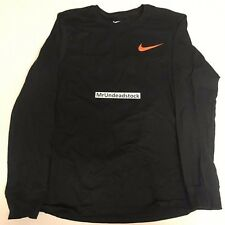 VLONE x Nike Black Long Sleeve T-Shirts Sz Medium