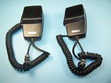 2 pcs REPLACEMENT MICROPHONE MIC 4 PIN COBRA UNIDEN CB RADIO NEW