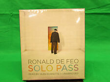 Solo Pass Audio CD – Audiobook, Unabridged by Ronald De Feo (Author), Sean Runn