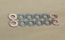 KAWASAKI Z1 Z900 Z1000 Z650 COPPER AND STAINLESS  CYLINDER HEAD  WASHER SET