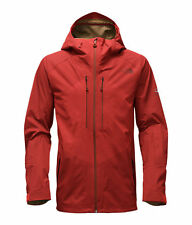 The North Face Men's FuseForm Brigandine 3L Jacket Large L Fiery Red 2016 NWT