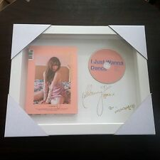 SNSD -Tiffany- Twice Autographed KOR Message Glass Frame Mini Vol.1 I just wanna