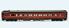 B&M PULLMAN PLAN 2417D BUFFET PARLOR CAR HO Model Railroad Kit Brass Side BC1100