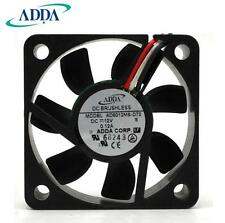 Original ADDA Cooling fan AD5012MS-D72 12V0.12A 2 months warranty
