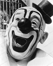 8x10 Print Shrine Circus Clown 1974 #2322s