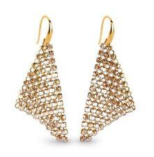 Silber Ohrringe mit Swarovski Kristall 925 Silberohrringe Ohrhänger Ohrschmuck