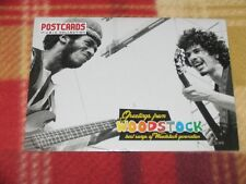 CARLOS SANTANA - GREETINGS FROM WOODSTOCK / POSTCARD MUSIC COLLECTION  CD