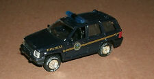 1/43 West Virginia State Police Vehicle - Jeep Grand Cherokee Diecast Model SUV