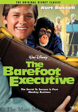 Disney Russell Corporate Ladder Chimpanzee Comedy The Barefoot Executive on DVD