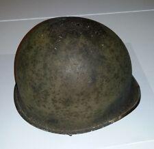 Casque USM1 Américain Pré WW2 jamais repeint - parfait état et complet