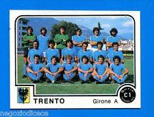 CALCIATORI PANINI 1980-81 - Figurina-Sticker n. 419 - TRENTO SQUADRA -New