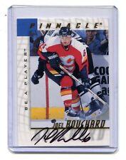 1998 Pinnacle Be a Player #129 Joel Bouchard Flames Nice Card jh10