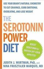 The Serotonin Power Diet: Use Your Brain's Natural Chemistry to Cut Cravings, Cu