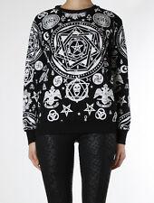 Kpop Bigbang GD G-DRAGON Kanye graphic Printed Totem Sweater symbol