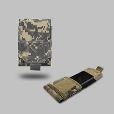 """ACU Camo For 3.5""""-4"""" Mobile Cell Smart Phone Molle Tactical Pouch/Case Cover"""