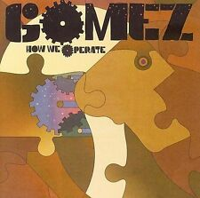 How We Operate by Gomez (CD, May-2006, ATO)  Very Good/Tested