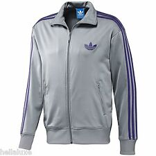 Adidas Originals ADICOLOR FIREBIRD Track sweat shirt Jacket superstar Top~Men XL
