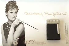 S.T. Dupont Ligne 8, Audrey Hepburn Lighter, Night Version, 025110 New In Box