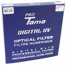 ProTama 62mm Slim Frame Digital Multi-Coated MC UV Professional Protector Filter
