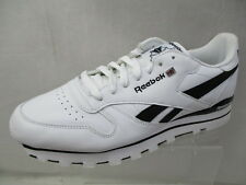 Reebok classic leather clip baskets homme neuf uk 9 (BG3)