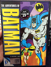 The Adventures of Batman (34 Episode On 2 DVD Set) ~ DC Comics Classic ~ Eng Sub