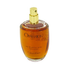 Obsession By Calvin Klein Women 3.4 OZ 100 ML Eau De Parfum Spray New TST Bottle
