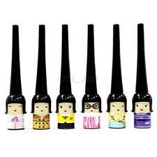 Cute Doll Waterproof Black Eyeliner Pen Pencil Eye Liner Liquid Cosmetics New