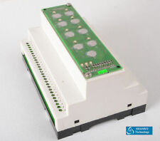 Remote, keypad and Network operated Power Module (8 switch) for home automation