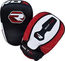 RDX Focus Pad Boxtraining Kampfsport Handpratzen Pratze Thai Kick Boxen Pratzen