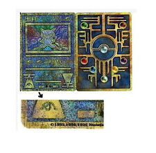 Japanese ANCIENT MEW Version 1 NINTEDO ERROR Ultra Rare Holo Foil Pokemon Card