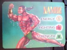Marvel Overpower Powersurge Namor Hero Card NrMint-Mint Card